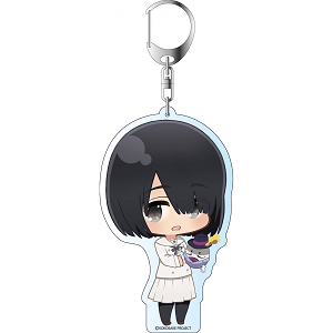The Anthem of the Heart Jun Naruse Keychain