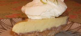 Lime Tærte