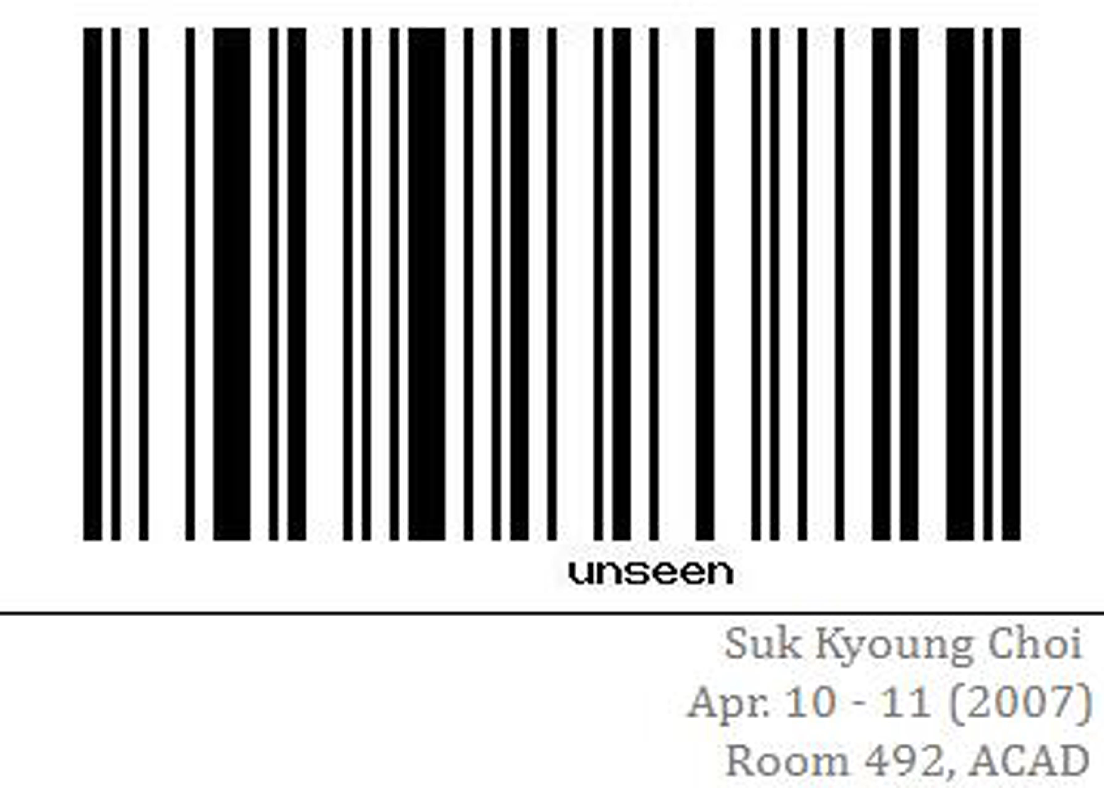 barcode image