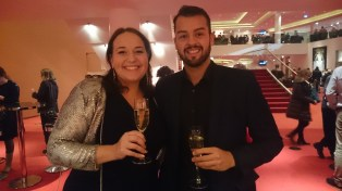 He took me to the Phantom of the Opera!