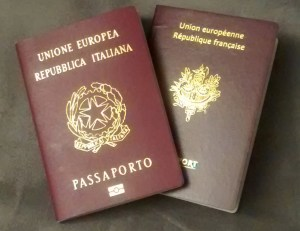 Our passports