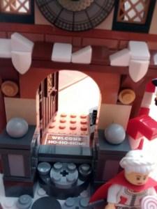 Lo zerbino di Babbo Natale
