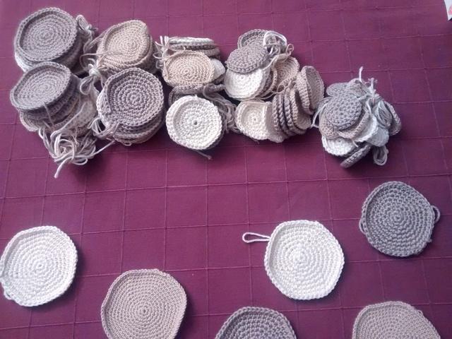 Les ronds en crochets