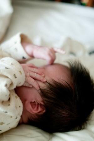 百日咳、赤ちゃんに出る症状は?入院治療が必要?予防接種についても解説!