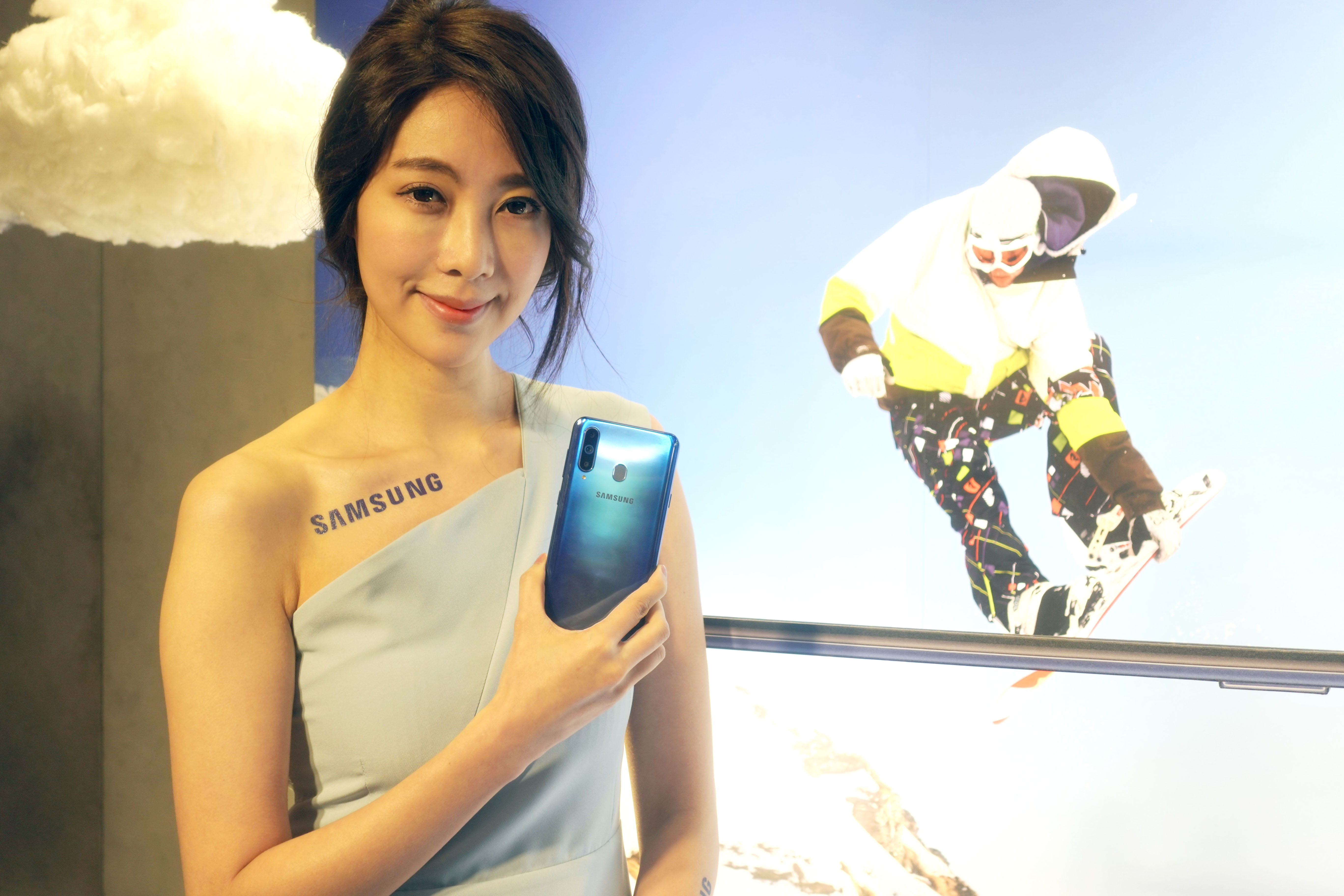 SAMSUNG Galaxy A8s產品體驗會SG