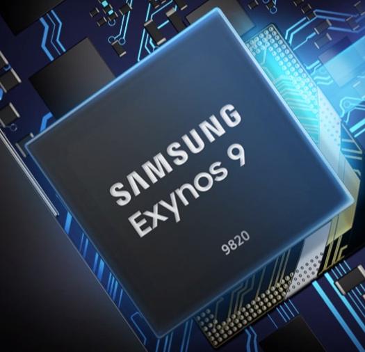 三星Exynos 9820 CPU