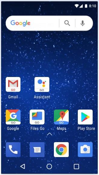 圖片取自 Android