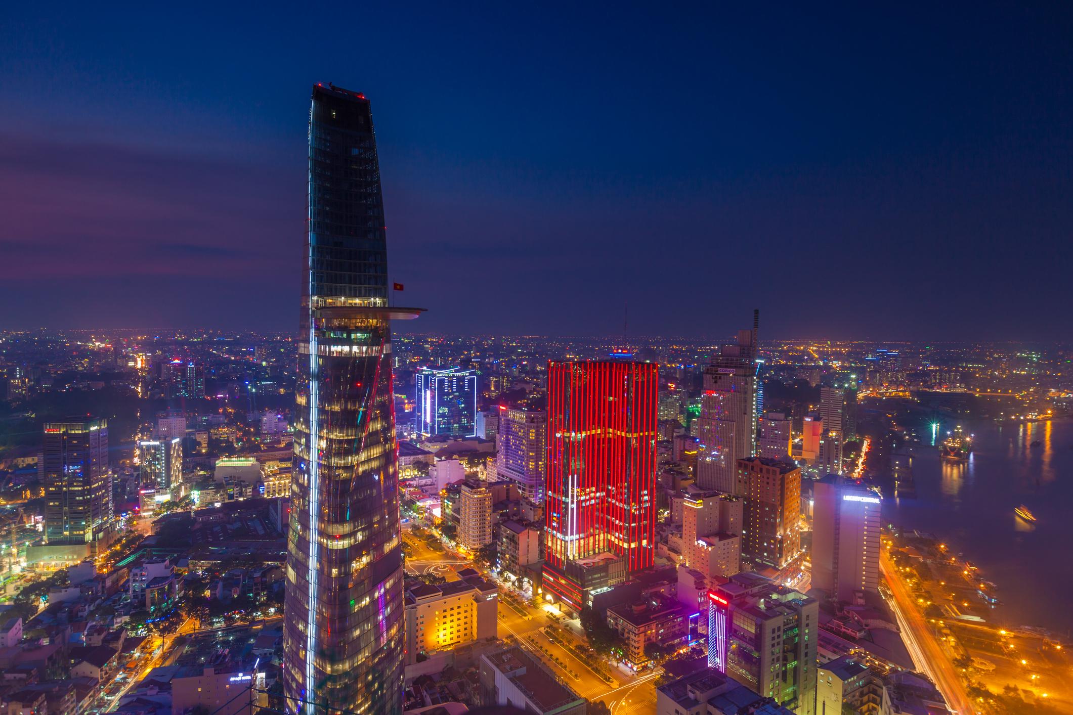 入圍賽於越南胡志明市 照片取自LOL官網