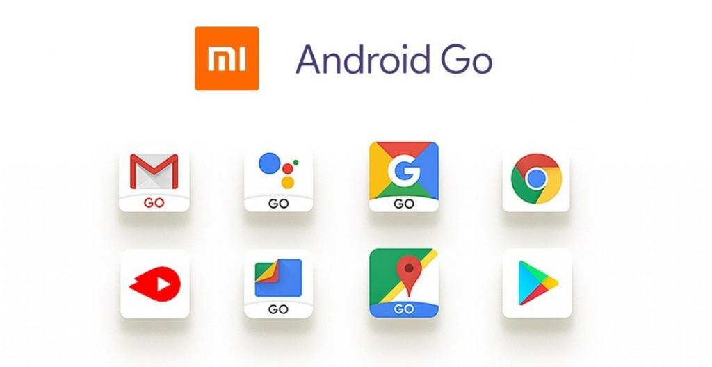 小米與Android Go的整合