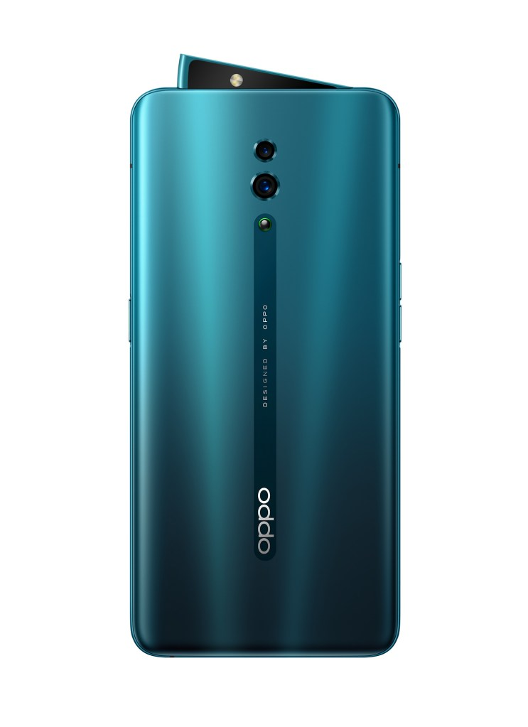 OPPO Reno 霧海綠