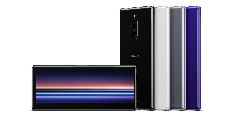 Sony Mobile大師級手機Xperia 1今(0426)正式在台發表,盡享Sony創意娛樂體驗,讓創造力 一觸覺醒!