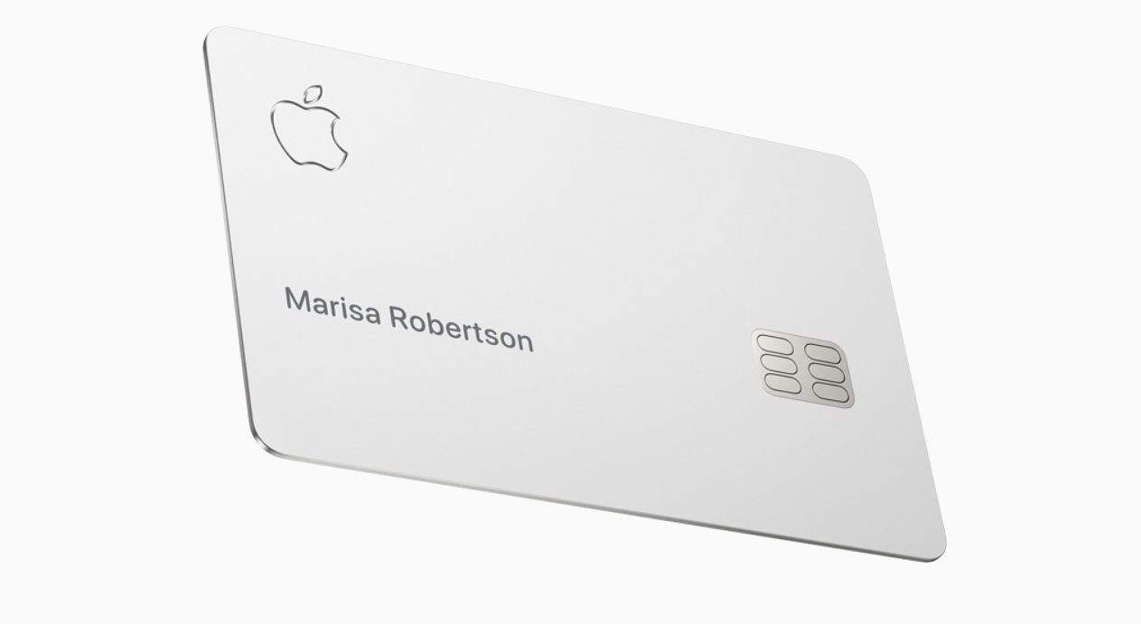 Apple Card官方圖