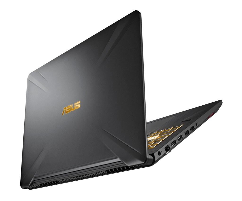 ASUS TUF Gaming FX505 (背面)