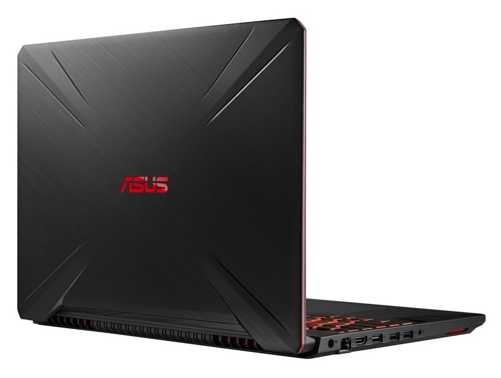 ASUS TUF Gaming FX705 (背面)