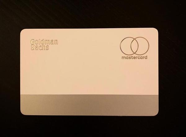 Apple Card背面