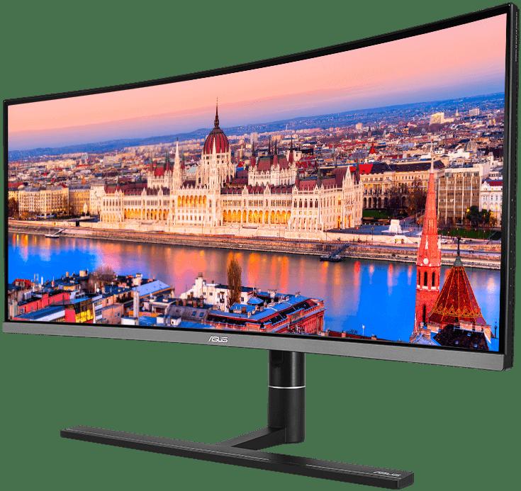 ASUS ProArt™ PA34VC曲面專業螢幕榮耀上市
