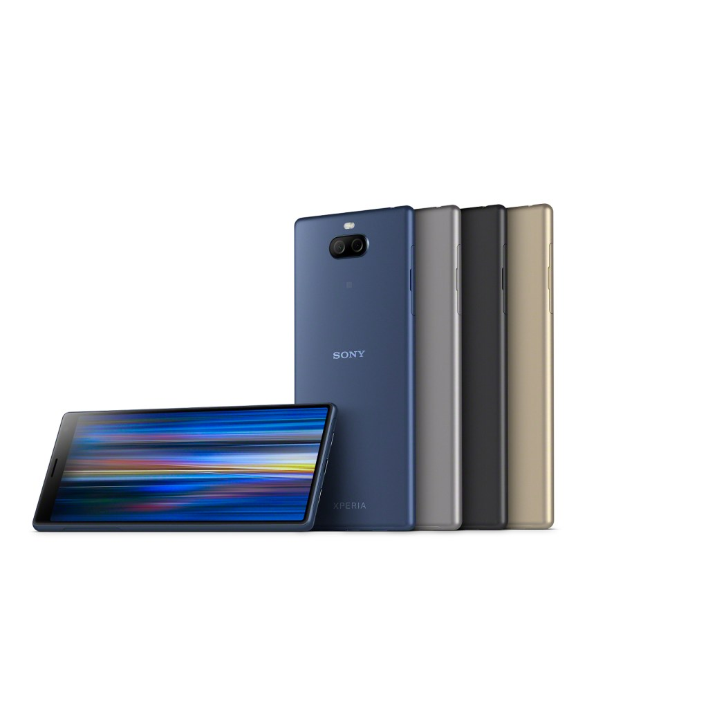 Sony Mobile Xperia 10 系列