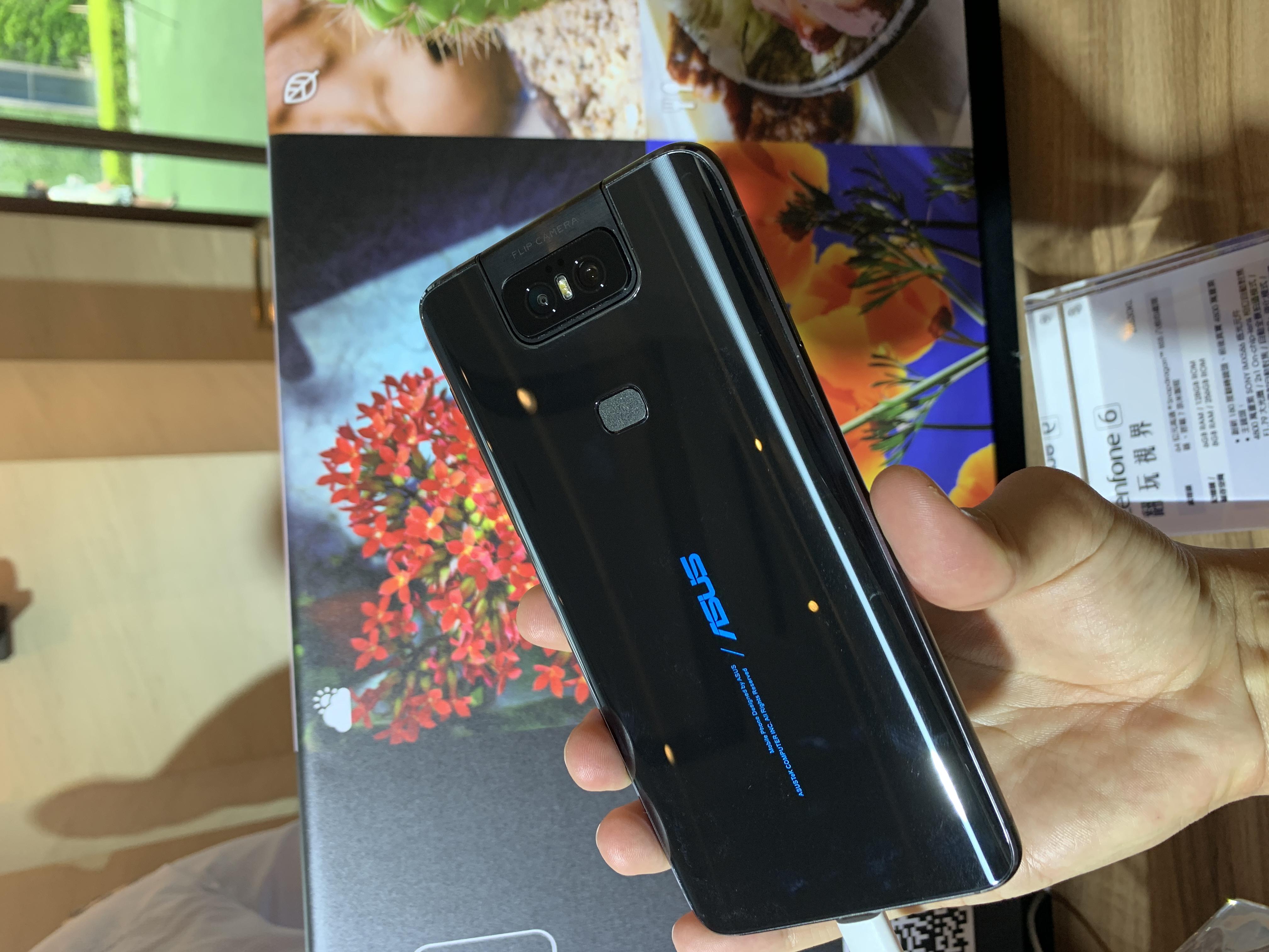 ASUS Zenfone 6 價格公布! 即日起正式上市!