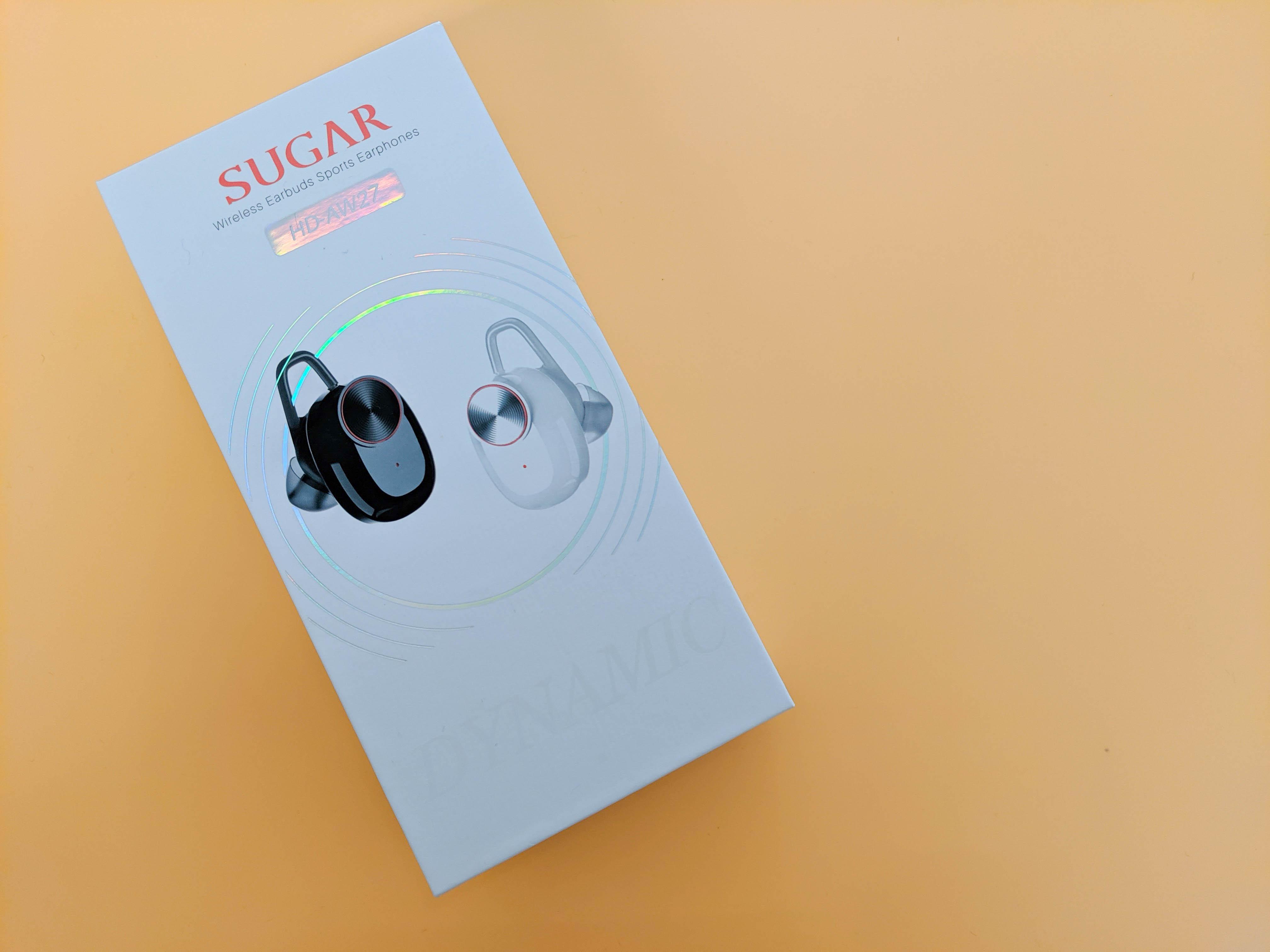 平價真無線值不值得買?SUGAR 真無線藍牙運動耳機 (HD-AW27) - 1
