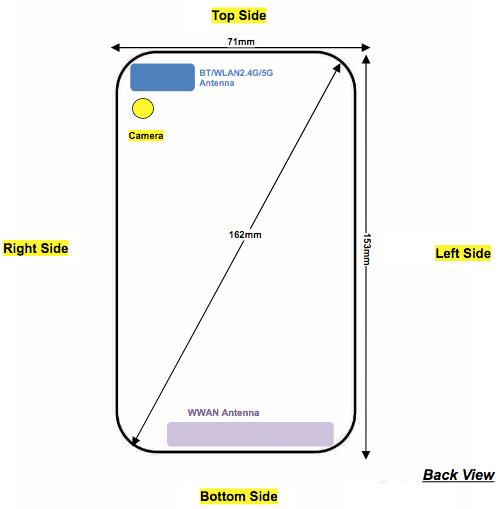 Xiaomi-M1906F9SH-Antenna-Diagram