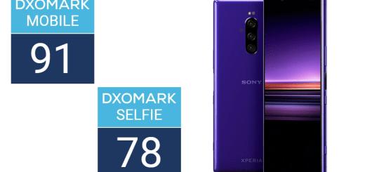 Sony Xperia 1 DxOMark