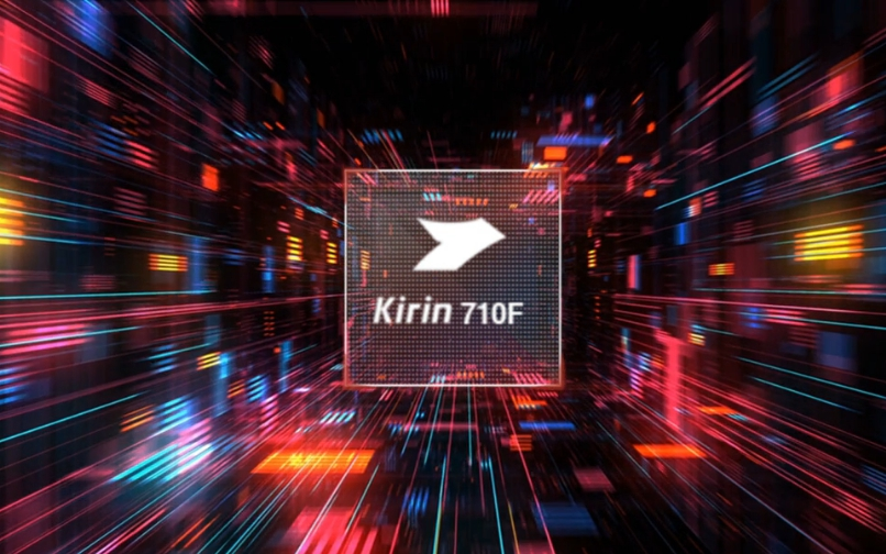Kirin 710F 八核心處理器