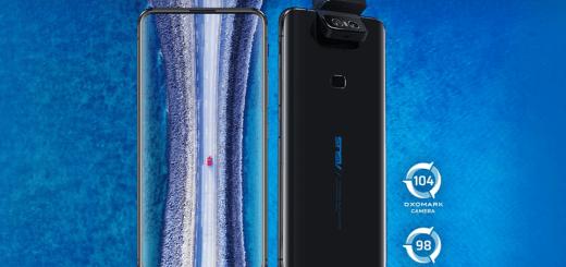 ASUS ZenFone 6 新色「迷霧黑」上市