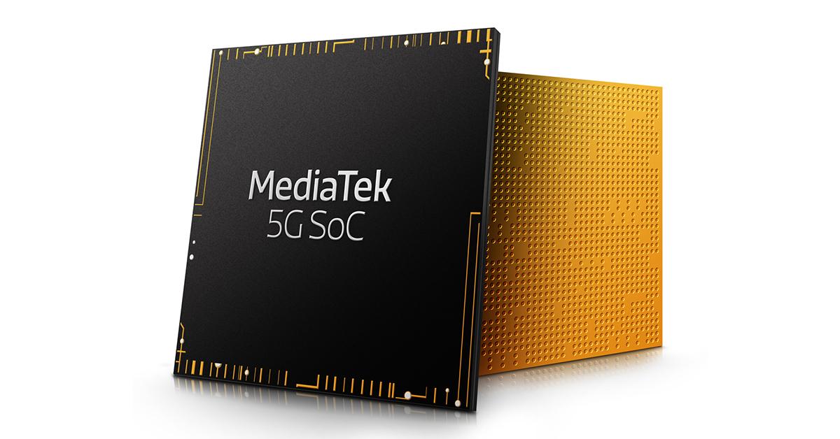 MediaTek-5G-SoC