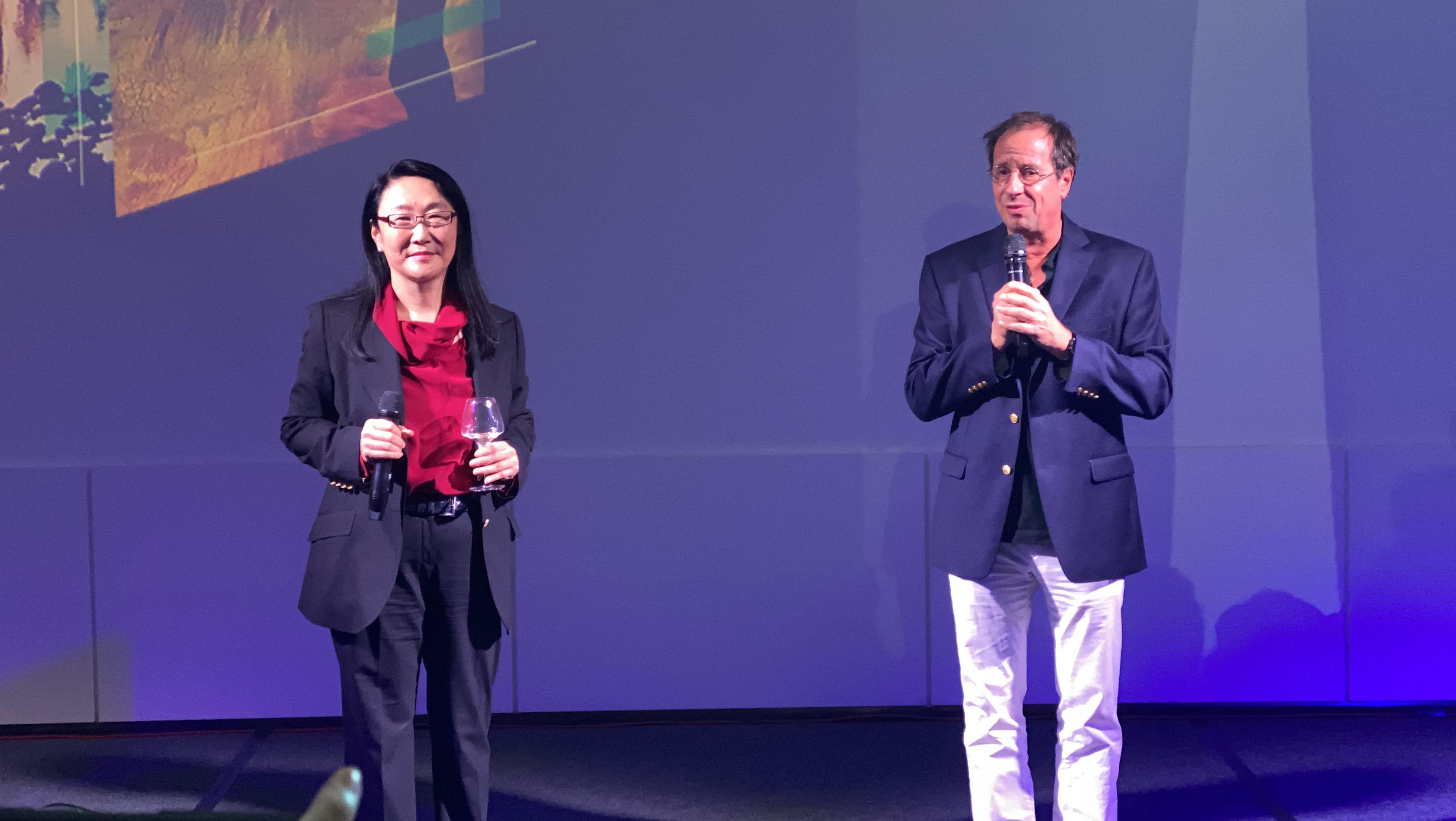 HTC故宮南院奇幻之夜空景照4