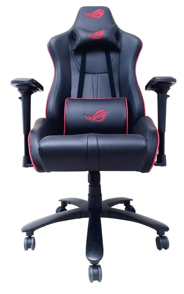 ROG玩家共和國不僅將祭出多項超值購機優惠,其中購買指定機種最高可享市價逾萬元的ROG電競椅。