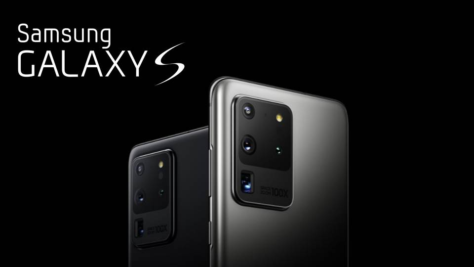 Samsung Galaxy S20 , S20+ , S20 Ultra 登場