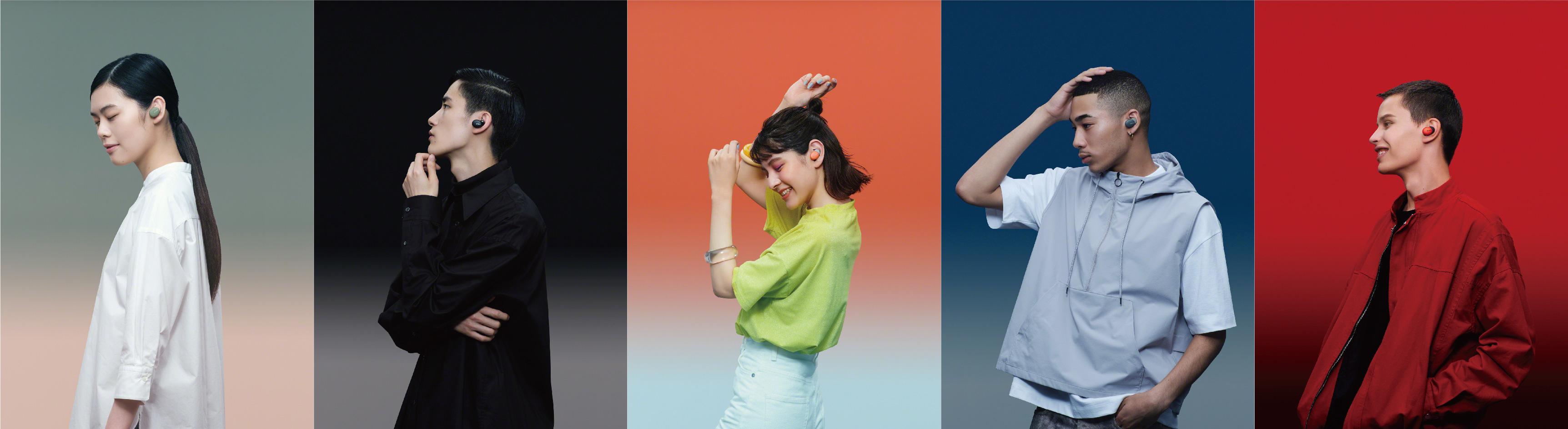 5) 人氣五種雙色調組合,不僅突顯搶眼的色彩元素,也創造意料之外的和諧感,襯托樂迷朋友們獨特的個人風格。