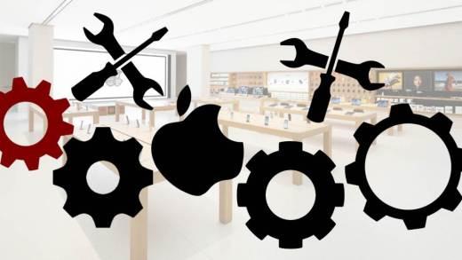 供應鏈斷線 Apple Store 缺料件?! 售後服務首當其衝
