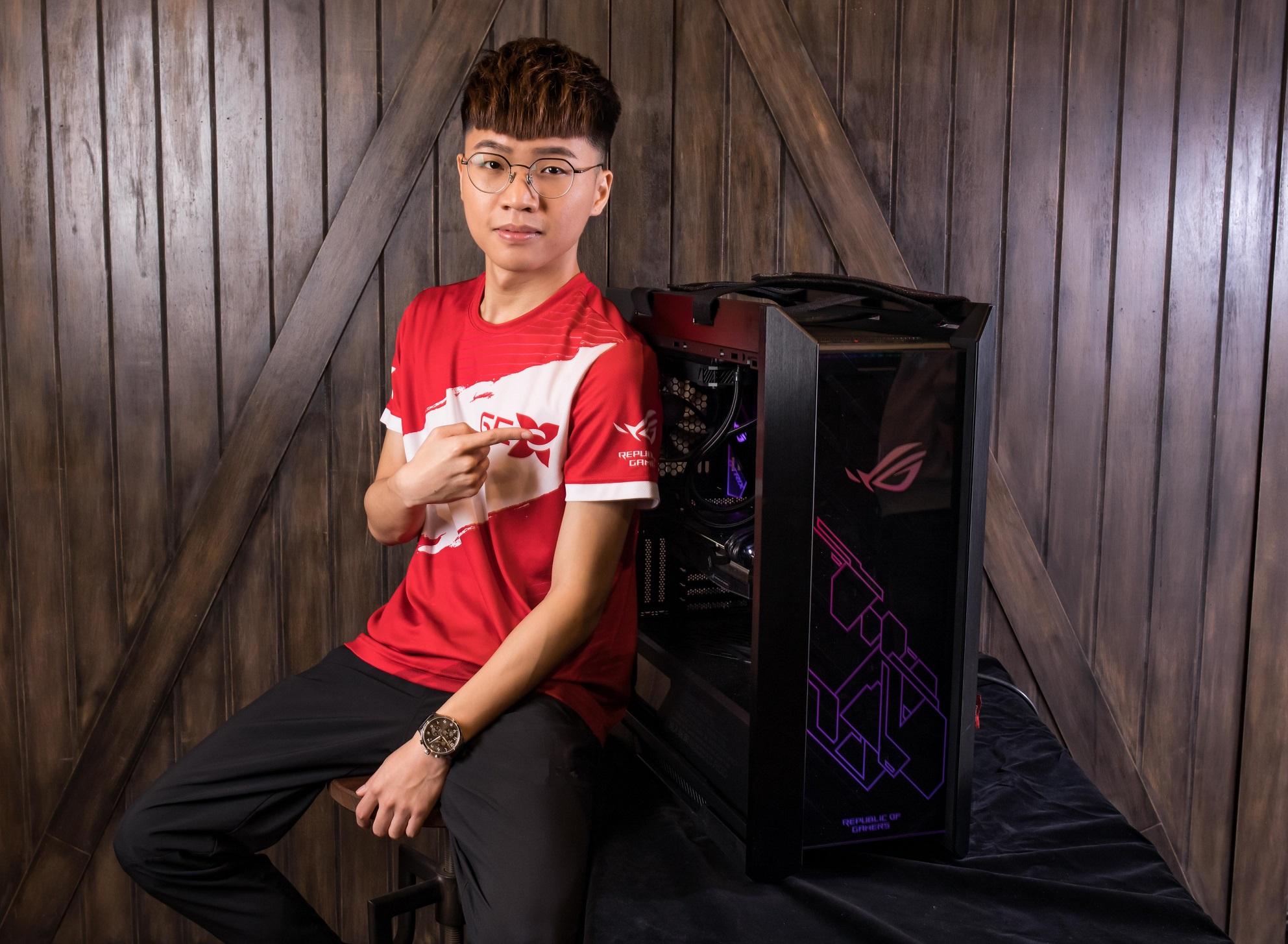 ROG玩家共和國長期深耕電競盛事,且為GEX戰隊指名合作的唯一品牌,將與其攜手持續讓世界看見台灣的電競實力!
