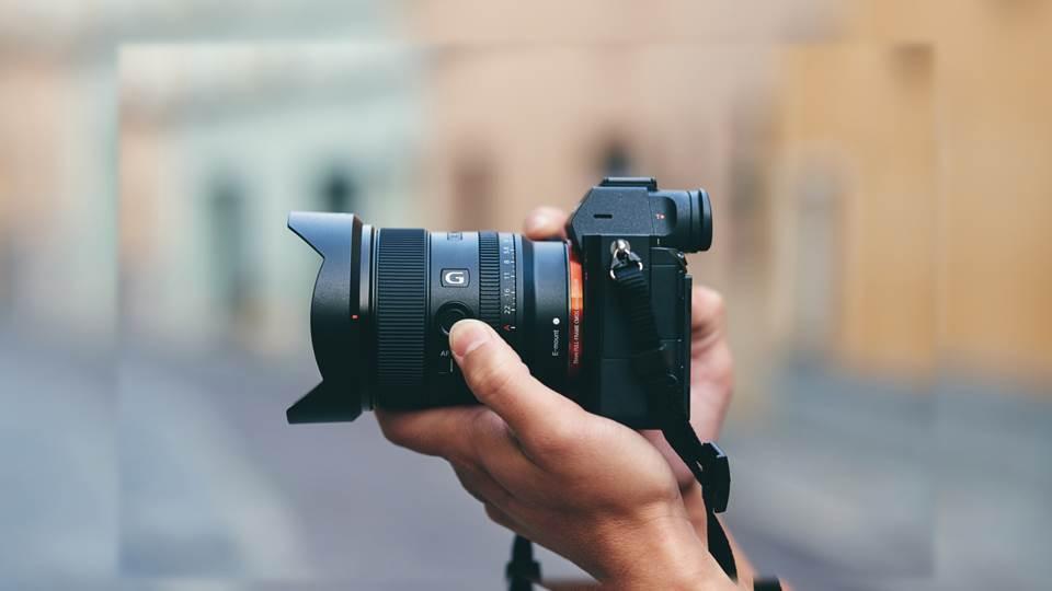 Sony FE 20mm F1.8 G大光圈超廣角定焦鏡頭