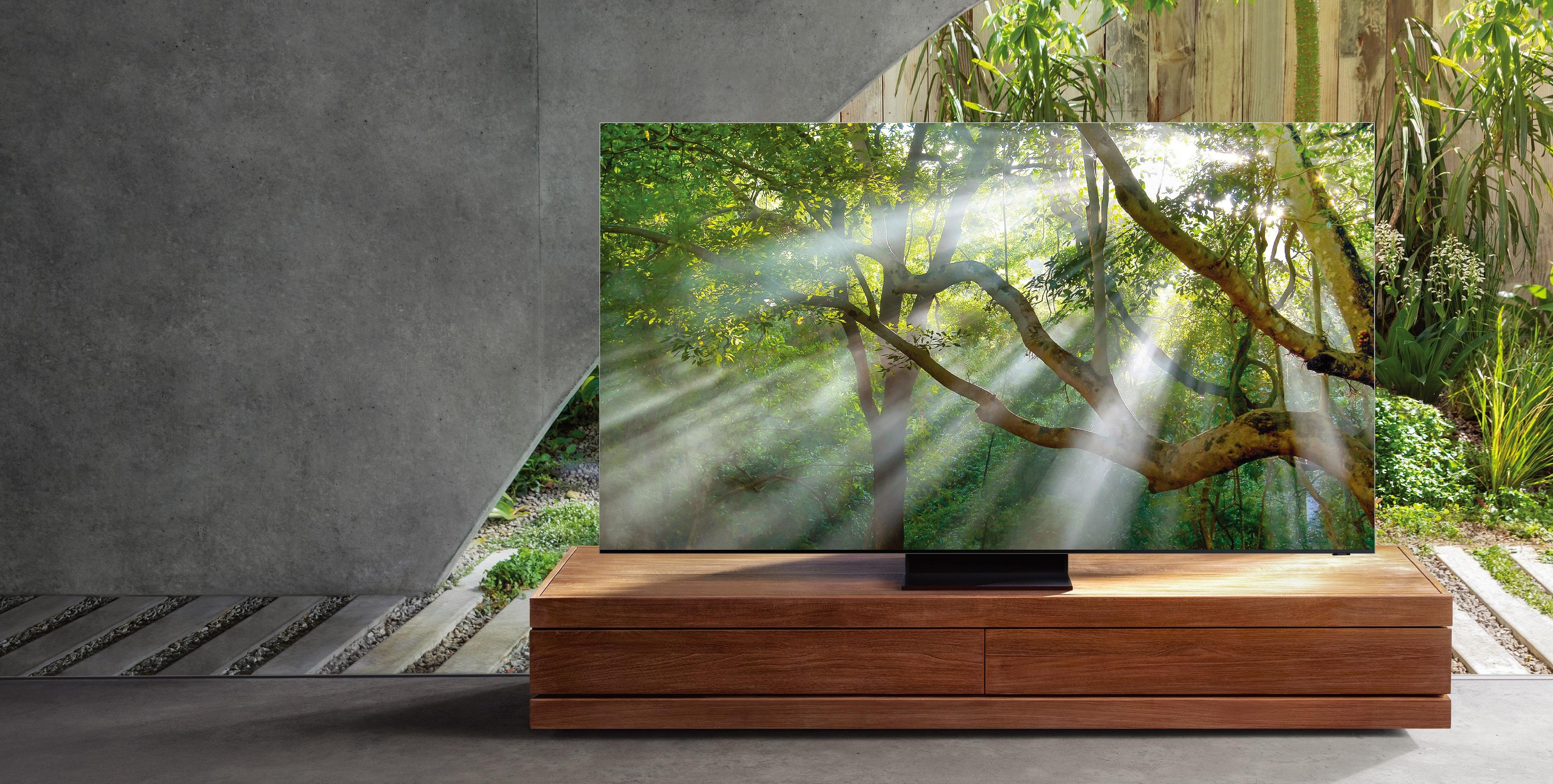 2】Samsung 2020 QLED 8K量子電視Q950TS_情境圖_2