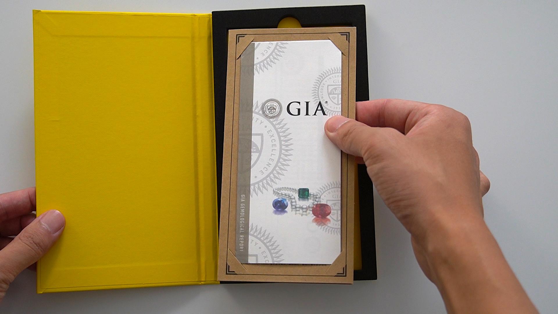 GIA認證