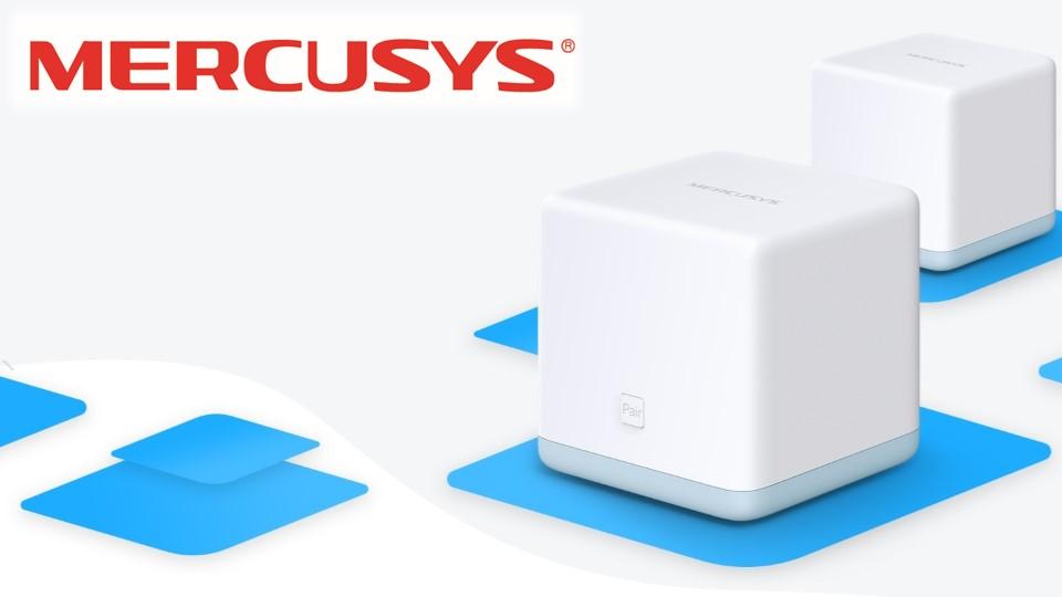 Mercusys 水星網路品牌