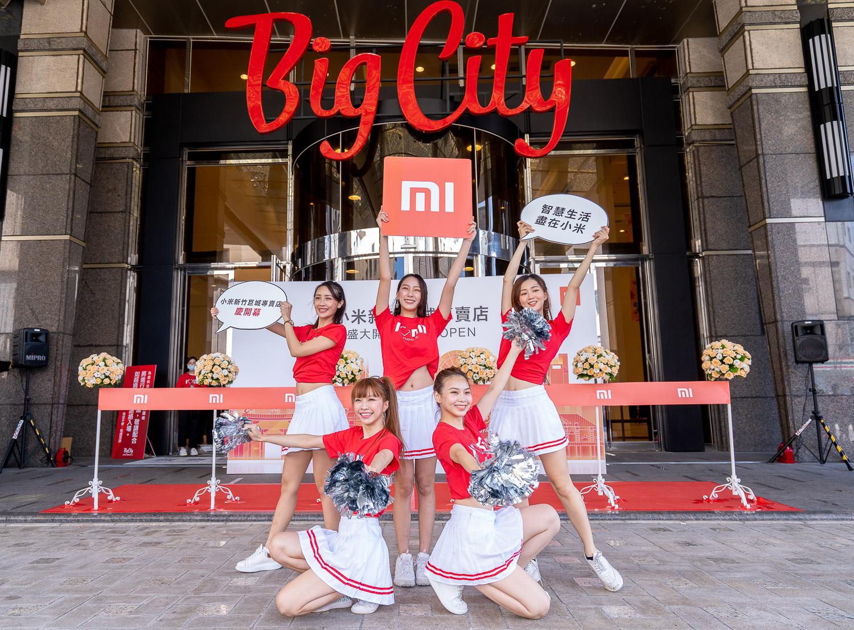 18)日宣布新竹米粉們期待已久的「小米新竹巨城專賣店」正式開幕,將為米粉們提供更舒適的消費空間以及更豐富的商品種類。2
