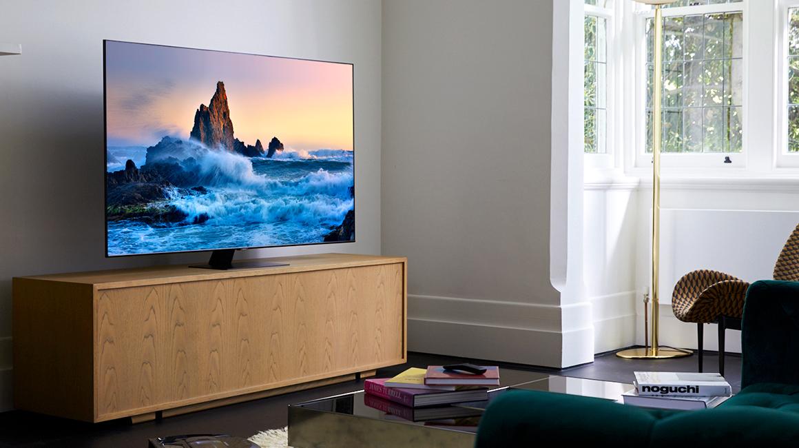 4】三星QLED 4K量子電視Q80T囊括德國家電協會VDE、美國消費者電子協會等多項國際認證肯定