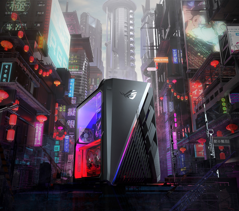 ROG Strix電競桌機系列,將帶給玩家全面進化的優越使用體驗,將電競桌機推升至嶄新層次。
