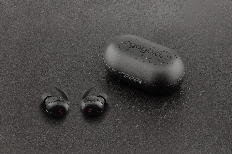 XROUND x Gogoro跨界合作 新購車即贈Gogoro x XROUND 真無線藍牙耳機