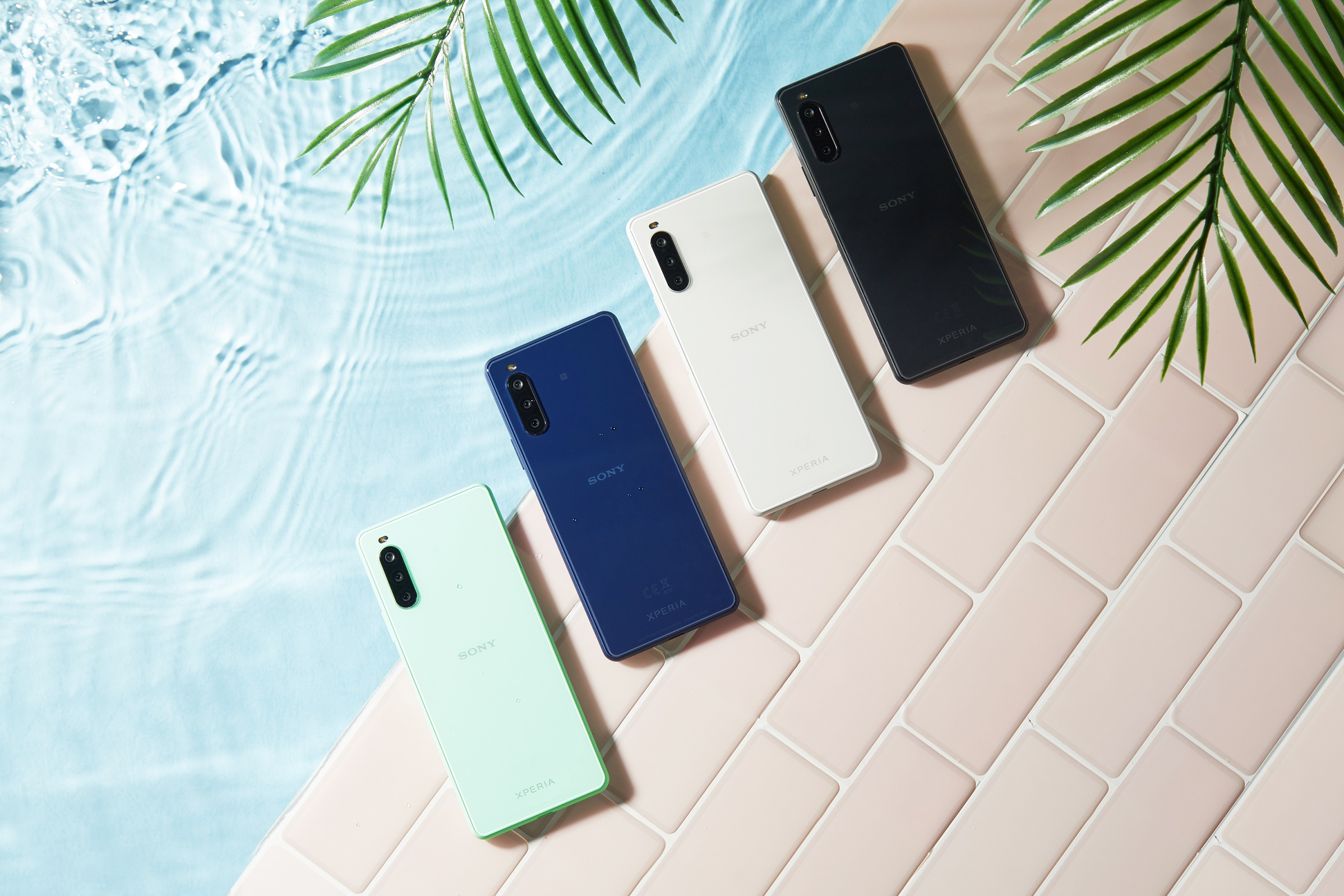 Xperia 10 II日系美型,萬元防水超搶手!銷售表現持續亮眼