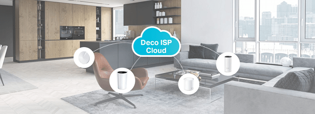 TP-Link推出Deco ISP Cloud管理系統