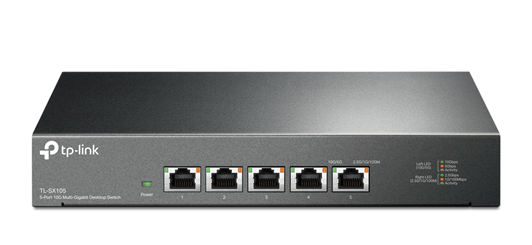 Gigabit桌上型交換器-TL-SX105