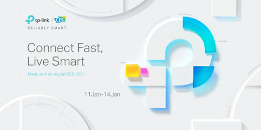 TP-Link 將於 1 月 11 日至 14 日全數位CES展示最新解決方案
