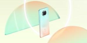 小米10T Lite 5G(6GB+128GB)提供珍珠灰、海洋藍、玫瑰金三種顏色,售價為新台幣$9,999元