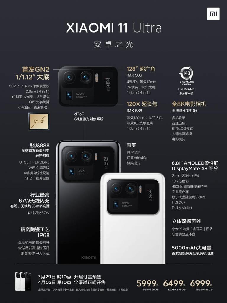 mi11 Ultra介紹