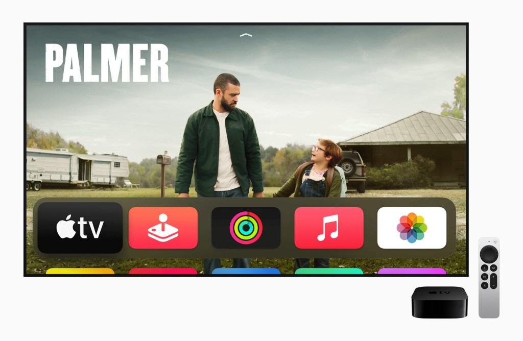 A12 Bionic,Apple TV 4K現在支持高幀率HDR,使視頻播放更加流暢-非常適合運動等快速動作。