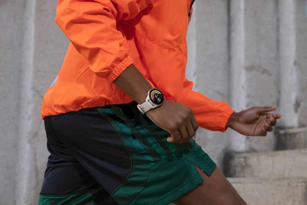 「小米手錶 運動版」提供多達117種的運動模式